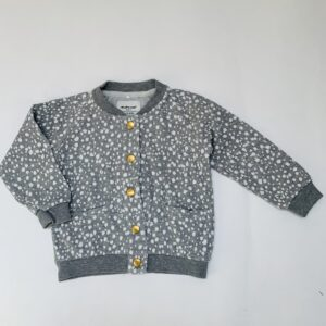 Bomber tricot white spots Name it 9-12m / 80