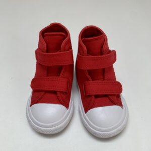 High top sneaker rood Converse maat 21 / 12,5 cm