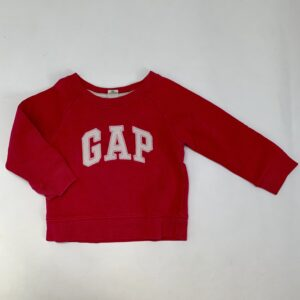 Pink sweater Babygap 18-24m