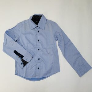 Hemd blauw Connolli 6jr