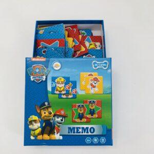 Paw Patrol memo Toy Universe