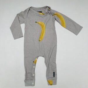 Onesie pyjama bananas Snurk 4-6m / 68