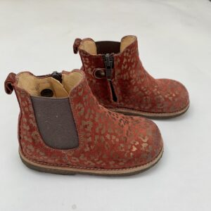 Boots Chelsea Copper brown Angulus maat 22