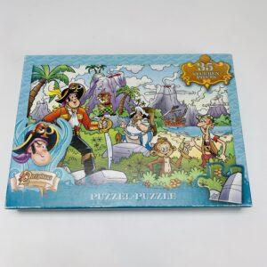 Puzzel Piet Piraat