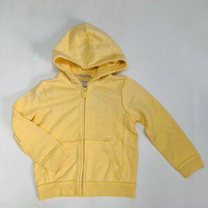 Hoodie pastel geel Pepe Jeans 4jr / 104