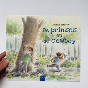 De prinses en de cowboy Clavis