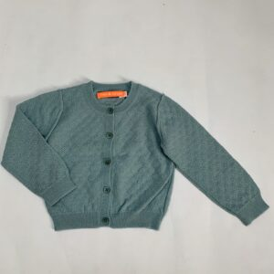 Gilet tricot mint Fred and Ginger 80