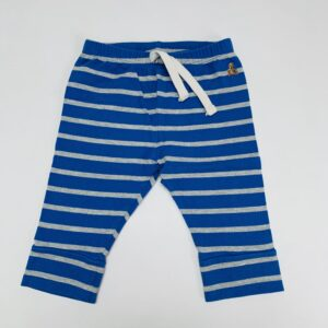 Broekjes stripes blue Babygap 3-6m