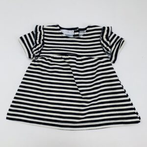 Kleedje shortsleeve stripes Zara 3-6m / 68
