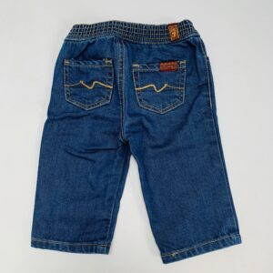 Jeansbroek 7 for all mankind 3-6m