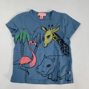 T-shirt zoo Kiekeboe 80