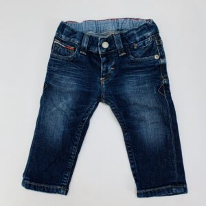 Jeansbroek aanpasbaar Tommy Hilfiger 68