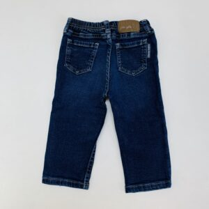 Jeansbroek met rekker P'tit Filou 12m