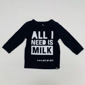 Longsleeve milk Z8 50