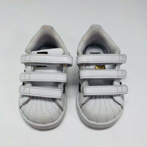 Sneakers velcro Superstar Adidas maat 20
