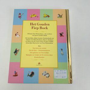 Het gouden Fiep boek Fiep Westendorp