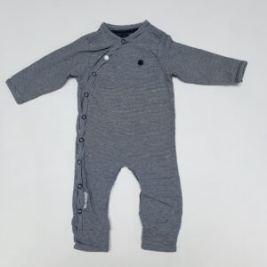 Onesie stripes Noppie baby 56