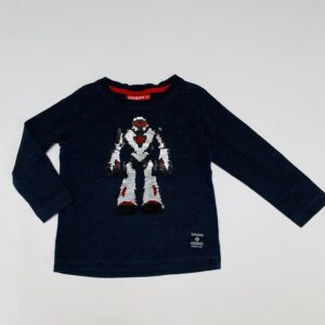 Longsleeve robot paillet Someone 92