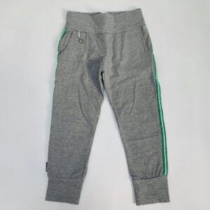 Sweatpants grijs met zijstreep Kie Stone 98/104