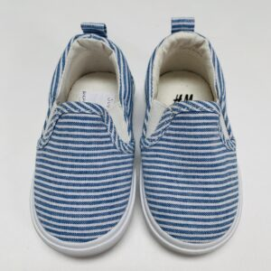 Slipon stripes H&M maat 18/19