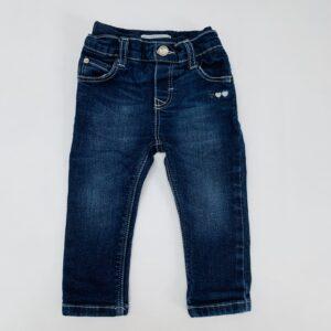 Jeansbroek met zachte rekker aan de binnenzijde Levi's 12m