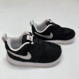 Sneakers slipon zwart Free Run Nike maat 22