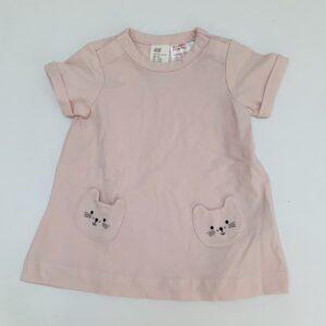Shirtdress mouse H&M 2-4m / 62