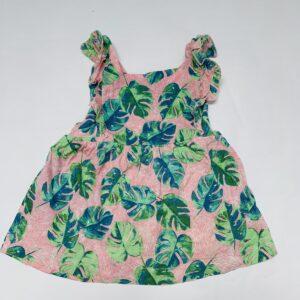 Kleedje leafs Zara 9-12m / 80