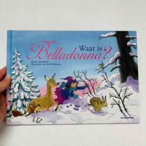 Boek Waar is Belladonna? De Eenhoorn 4jr+
