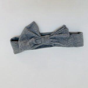 Haarband grijs 1jr