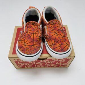 Slipon sneakers basketball Vans maat 22