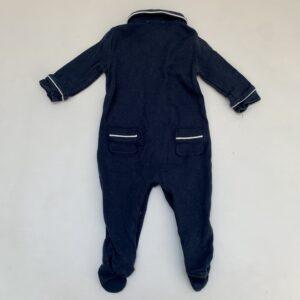 Pyjama donkerblauw Cotolini 6m / 67