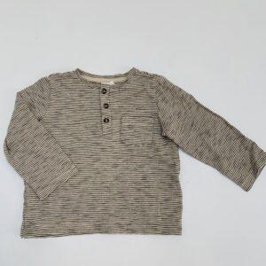 Longsleeve stripes H&M 4-6m / 68