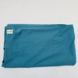 Draagdoek tricot-slen cool blauw Babylonia