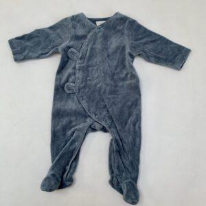 Pyjama met voetjes bear Noukie's 3m / 62