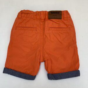 Short oranje Timberland 12m / 74