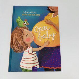 Boek Onze baby Clavis 4jr+