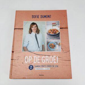 Boek op de groei 2 Sofie Dumont