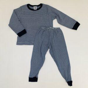 Pyjama longsleeve blue stripes Petit Bateau 3jr / 95