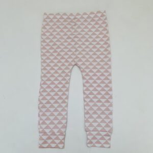 Legging pink triangels To the moon and back 2jr