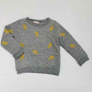 Sweater golden embroidery Simple Kids 6jr