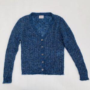 Gilet trico blue Morley 6jr