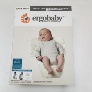 Verkleinkussen draagzak original natural Ergobaby 3,2-5,5kg