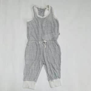 Jumpsuit sleeveless stripes Stella Mccartney 2jr