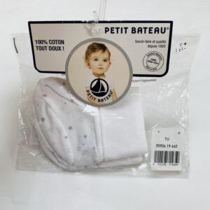 Slofjes Petit Bateau TU / Newborn
