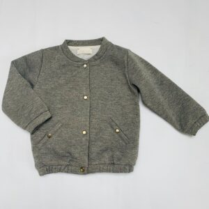 Bomber jacket glitter detail Simple Kids 2jr