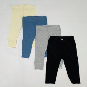 4 x legging geribd Zara 3-6m / 68