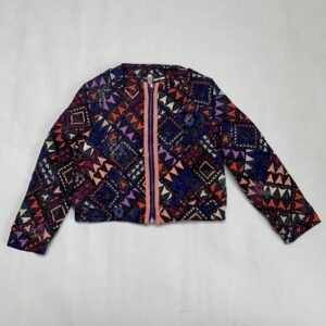 Bomber jacket stitch colours CKS 2jr