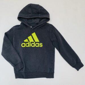 Hoodie antraciet Adidas 7-8jr / 128