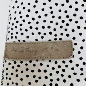 Parklegger dots Mies & co 80x100cm